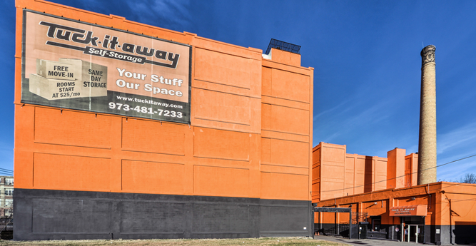 Storage units sizes and pricing at Tuck-It-Away Self-Storage in Newark