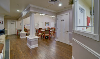 Memory care senior living in spring hill