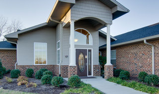 Senior living memory care community in spring hill