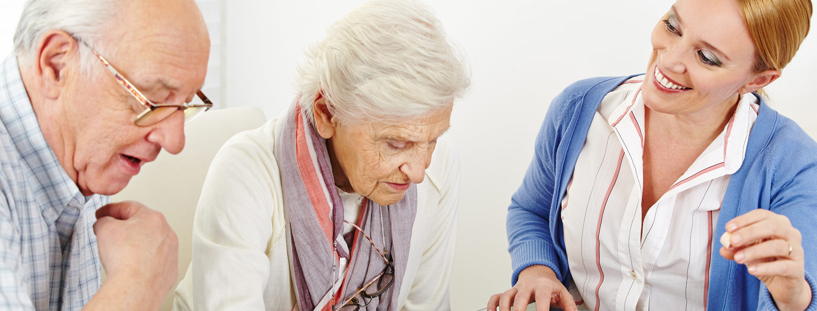Memory care at the senior facility