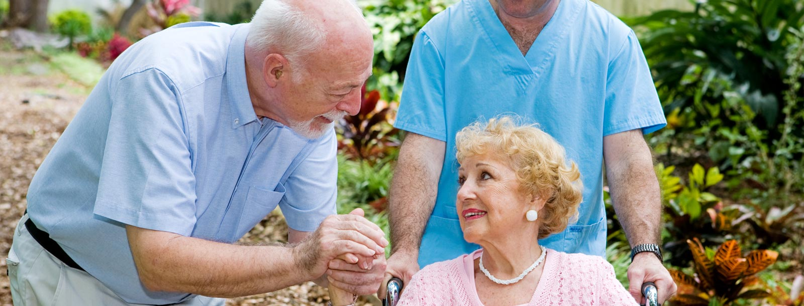 Learn more about respite care at the senior facility