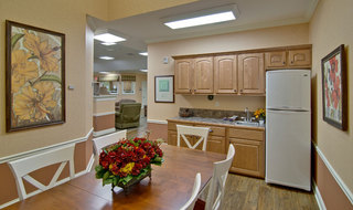 Fairview heights memory care kitchen