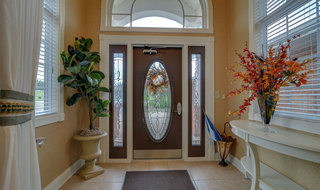 Entry way for memory care in smyrna