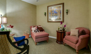 Family area in smyrna memory care