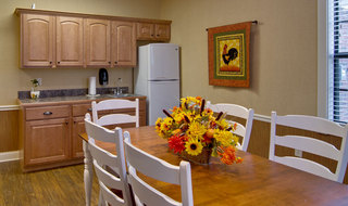 Memory care kitchen in olive branch