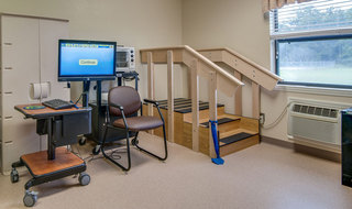Physical rehabilitation at chaffee skilled nursing