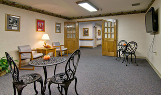 Marceline skilled nursing entertainment center