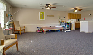 Physical rehabilitation center at marceline skilled nursing
