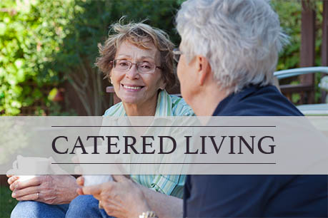 The Cottages of Foxberry Terrace in Webb City, MO provides catered living senior services.