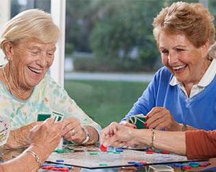 The Arbors at Sugar Creek has regular activities and events for residents to enjoy.