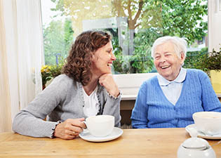 The Arbors at Sugar Creek offers quality memory care through Hometown Hospitality.