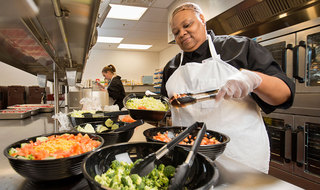 Senior living in Wichita has professional chefs