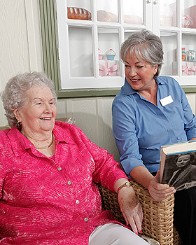 Tequesta, FL senior living care is highly regarded in the community.