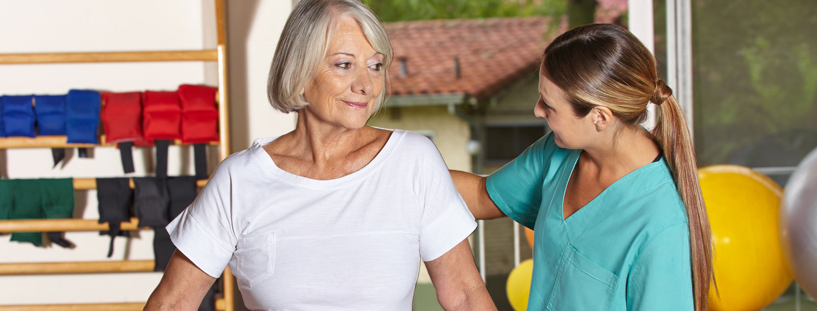 Orthopedic services at the senior living facility in Wichita
