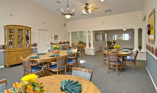 Dining services and amenities in kirksville