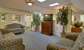 Memory care community area in kirksville