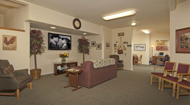 Assisted living by seattle atGenCare Granite Falls at The Village