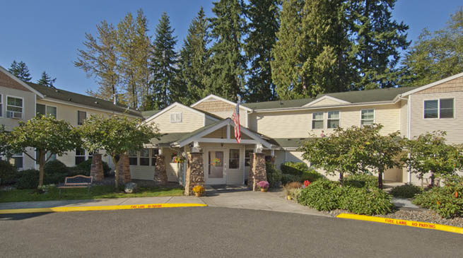 GenCare Granite Falls at The Village assisted living community in washington state