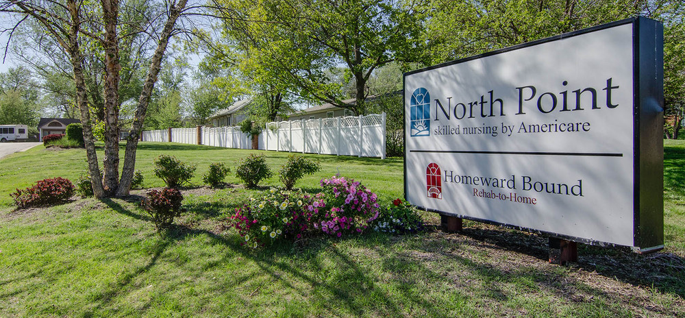 Skilled Nursing Facility in Paola, KS by North Point