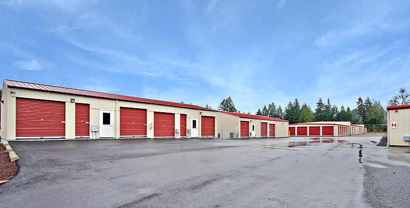 Southeast Port Orchard Self Storage Reliable Storage In