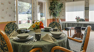 Amenities featured at Sabetha Manor in Sabetha, KS.