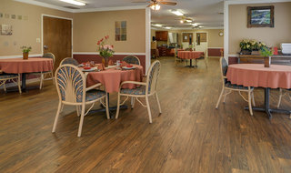 Dining services for russell skilled nursing