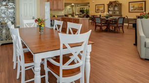 Amenities offered at The Arbors at Colony Pointe in Columbia, MO.