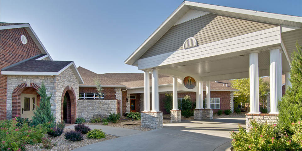 Our skilled nursing community in Springfield, MO.