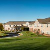 Olathe senior living exterior building