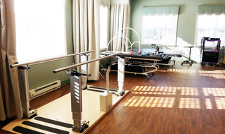 Therapy room at the senior living facility in Wichita