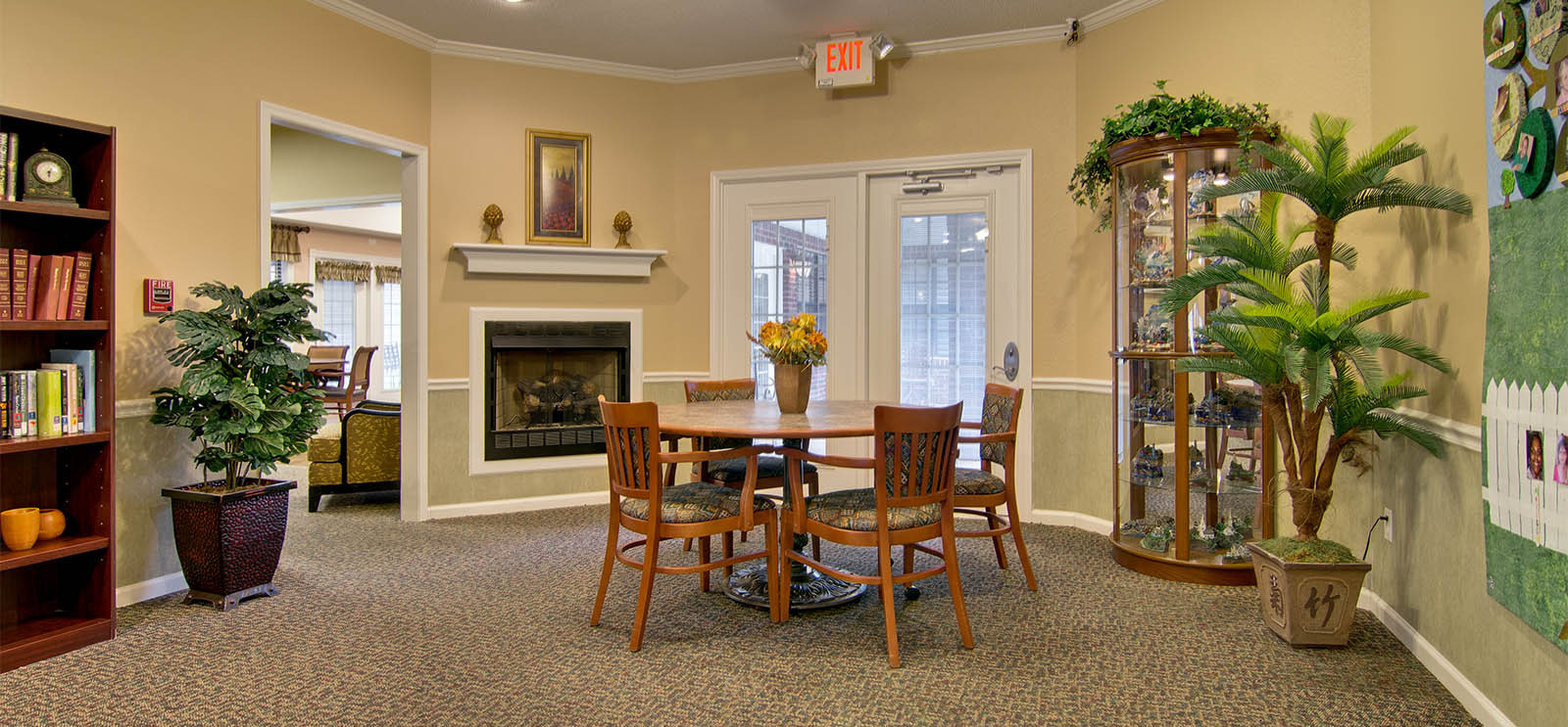 Respite Care & Assisted Living in Olive Branch, MS | Olive Grove Terrace