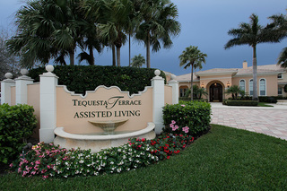 Assisted living 29 sign