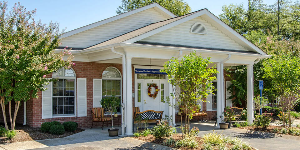 Our assisted living community in Smyrna, TN.