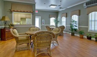 Community hall webb city assisted living