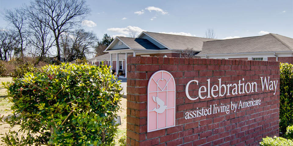 Our assisted living community in Shelbyville, TN.