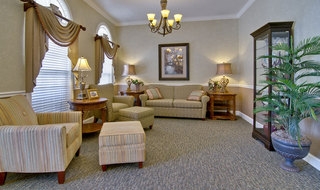 Reading lounge webb city assisted living