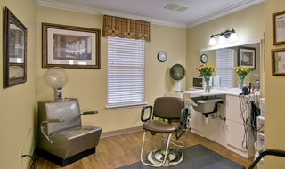 Hair salon martin assisted living