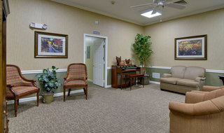 Music room martin assisted living