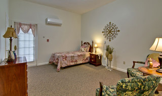 Single bedroom martin assisted living