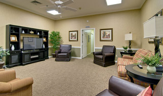 Tv lounge martin assisted living