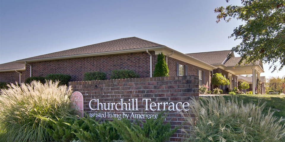 Our assisted living community in Fulton, MO.