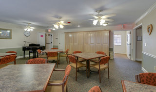 Music hall warrensburg assisted living
