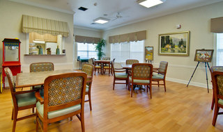 Kitchen boonville assisted living