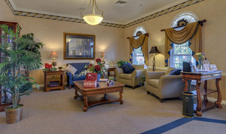Madison assisted living community area