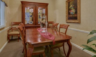 Private dining madison assisted living