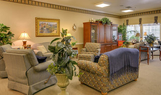 Reading lounge madison assisted living