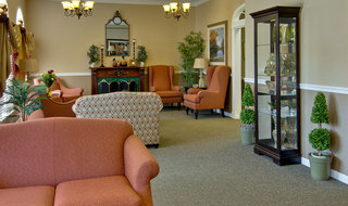 Community lounge kirksville assisted living