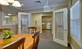 Private dining clinton assisted living