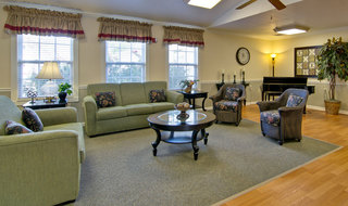 Community club house springfield assisted living