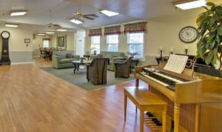 Music room springfield assisted living